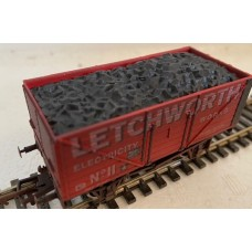 S0106W Letchworth No.11 8 Plank Weathered OO