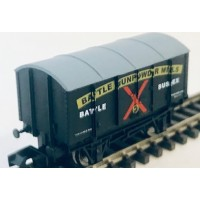 S3036NP - Battle Gunpowder Mills, Pristine Gunpowder Van - N Gauge