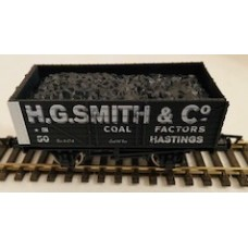 S3117P - HG Smith & Co 7 plank OO Pristine