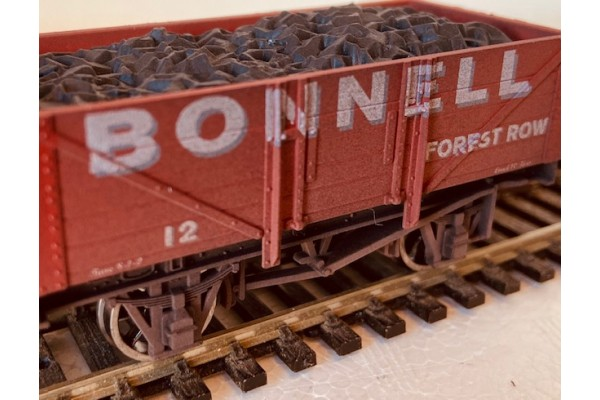 S3171W - Bonnell 7 plank Weathered red oxide OO