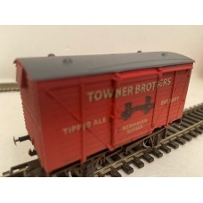 S3175W - Towner Brothers Brewery VB3 OO Weathered