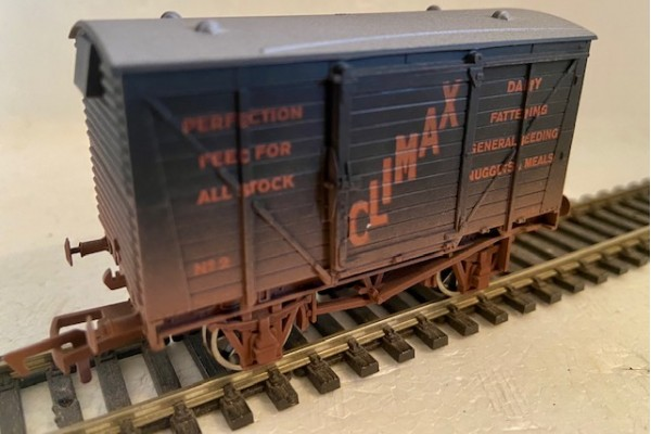 S3229W - Climax Animal Agriculture Food OO VB3 Weathered