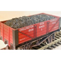 S3234W- Chillington Iron Co OO 4 Plank Weathered