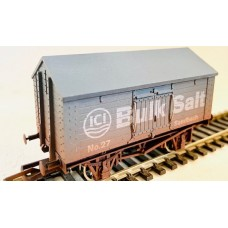S8016W - ICI NO: 27 BULK SALT SANDBACH WEATHERED
