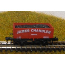 S2571NP - James Chandler Coal N 7 Plank (Pristine)
