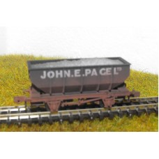 S2576NW - John E Page Ltd 21T Hopper (Weathered)