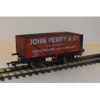 S2591P - John Perry & Co. 7 Plank Coal Truck (Pristine)