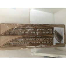 SA002 - Double Track Laser-cut Bowstring Bridge - 00 Gauge (produced by WWS)